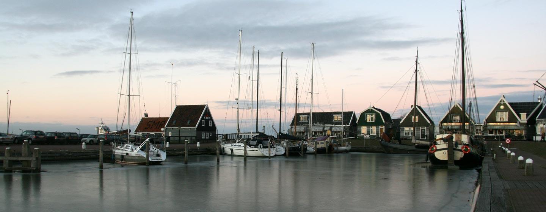 הולנד - כפר דייגים