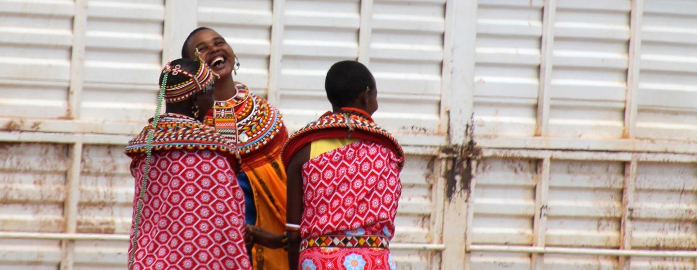סמבורו / קניה - נערות משבט סמבורו