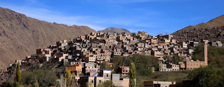 הרי האטלס / מרוקו - כפר ברברי