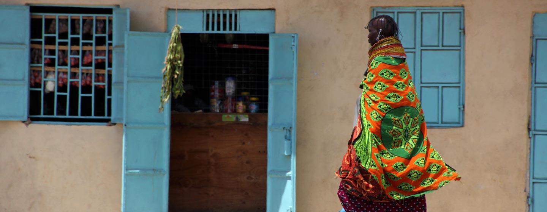 סמבורו / קניה - נשים משבט סמבורו