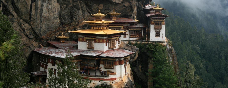 טקסאנג / בוטאן - מנזר תלוי