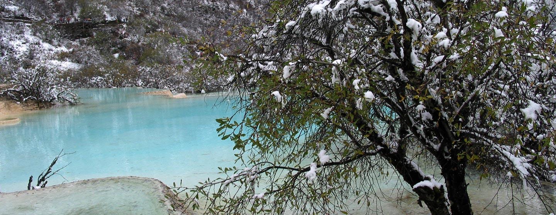 הרמה הטיבטית / סין - שמורת טבע בסתו