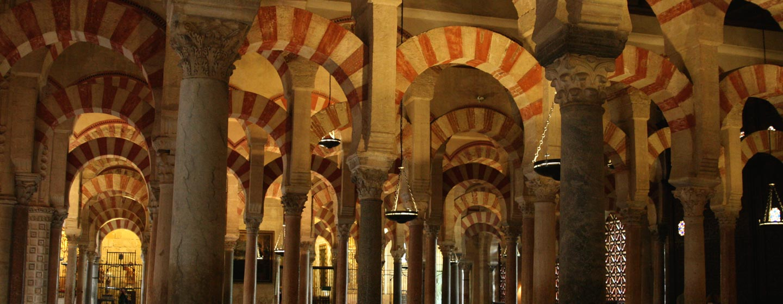 ספרד - המסגד הגדול בעיר קורדובה