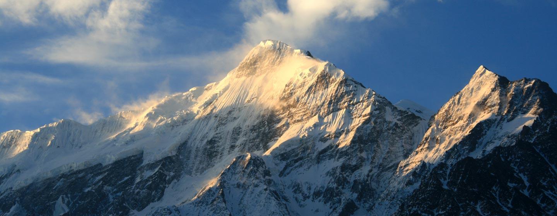 נפאל - פסגות בנילגירי ברכס האנאפורנה