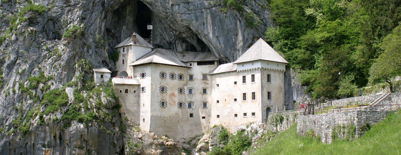 סלובניה - טירת המערה פרדיאמה