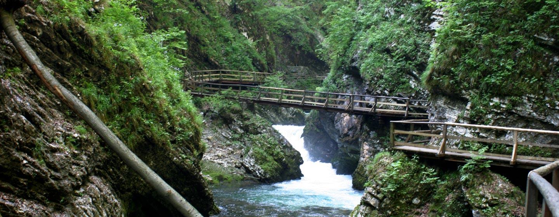 סלובניה - קניון וינטגר בבלד