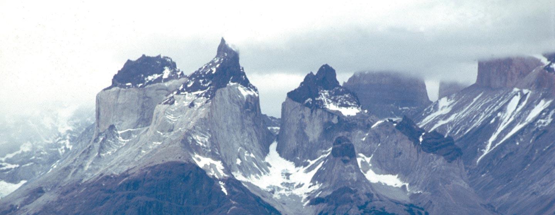 טורוס דל פיינה / צ'ילה - פסגות בשמורה