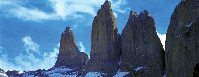טורוס דה פיינה / צ'ילה - פסגות בשמורת פיינה