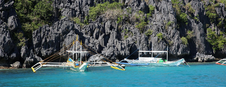 פלאוואן / פיליפינים - מפרץ באי אלמוגים