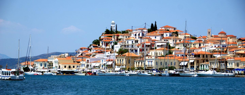 האי פורוס, יוון