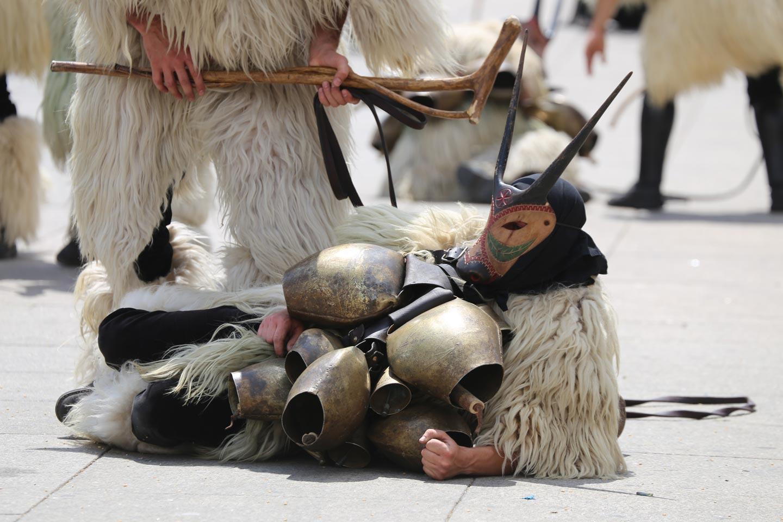 קרנבל רועים בסרדיניה