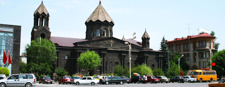 הכנסייה השחורה בגיומרי, ארמניה