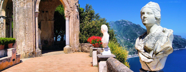 ראוולו, כביש אמלפי, דרום איטליה