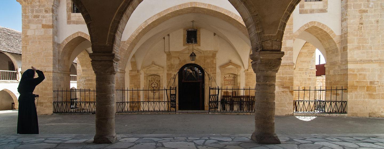 נזר הצלב הקדוש באומודוס, קפריסין