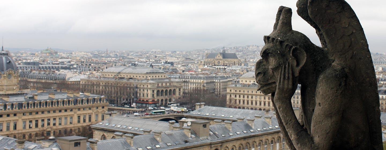 קתדרלת נוטרדאם, פריז