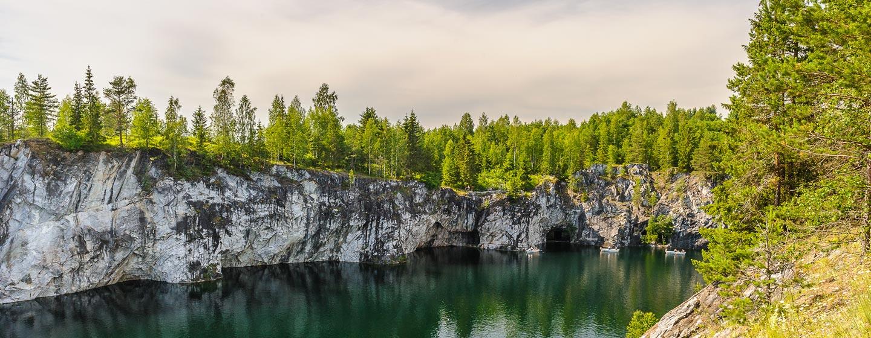 קרליה, חבל ארץ פראי ברוסיה