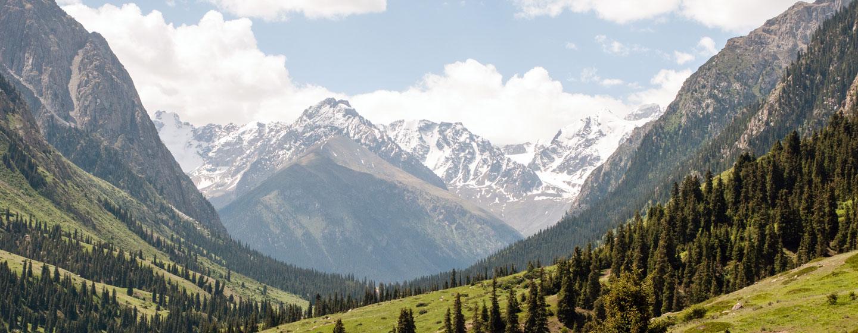 טיול לקירגיזסטן