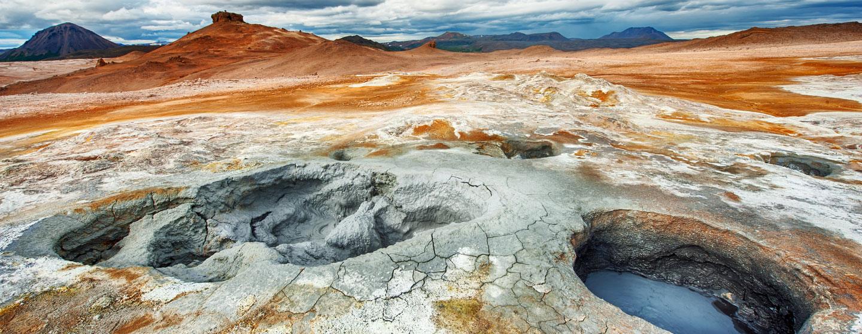 בריכות גיאותרמיות, איסלנד