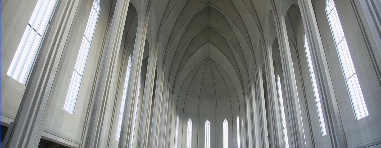 קתדרלת Hallgrimskirkja, איסלנד