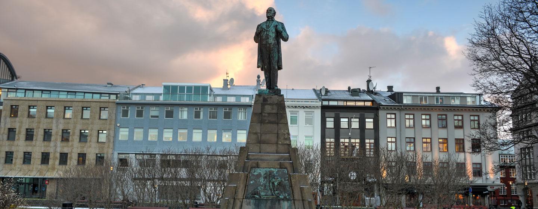 מרכז רייקיאוויק, בירת איסלנד