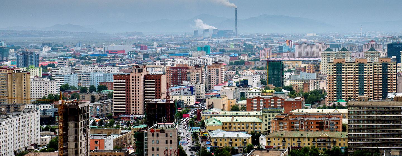 אולאן בטאר, מונגוליה