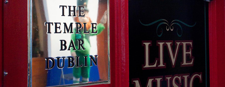 טמפל בר, אחד הברים המוכרים בדבלין