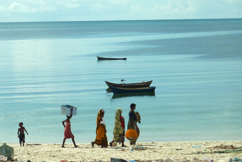 חוף האוקיינוס ההודי, מוזמביק