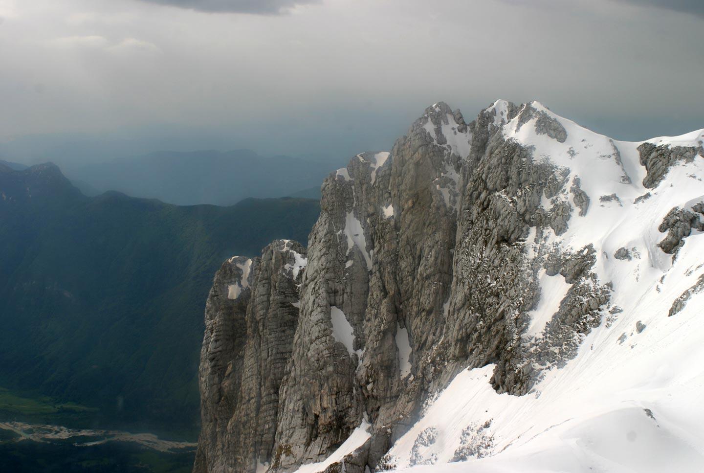 פסגה באלפים היוליאניים, סלובניה