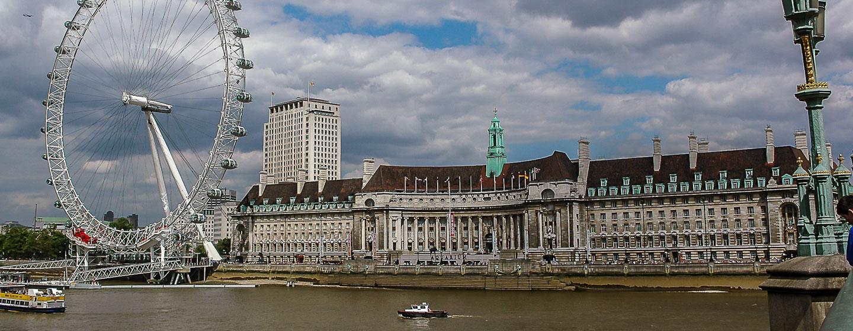 """""""לונדון איי"""", הגלגל הענק של לונדון"""