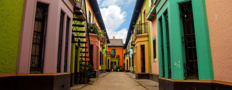 בוגוטה, בירת קולומביה