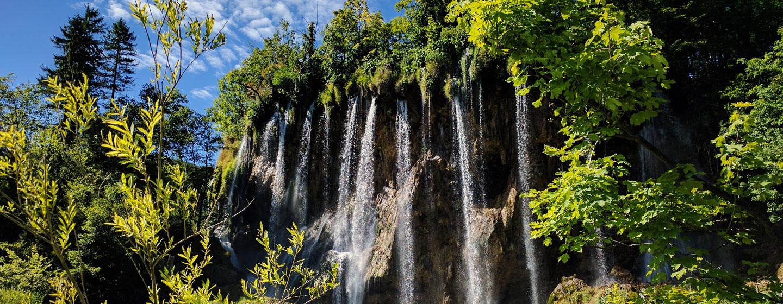 שמורת פליטביצה, קרואטיה