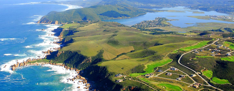 נייזנה, חלק מדרך הגנים, דרום אפריקה