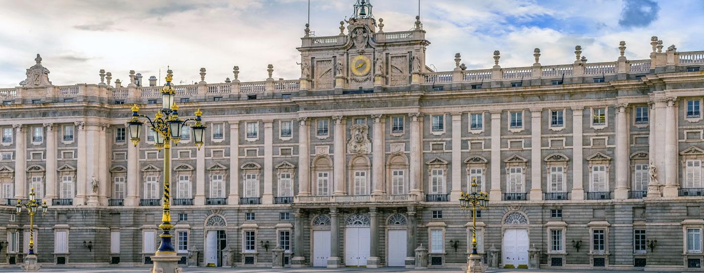 ארמון המלוכה במדריד, ספרד