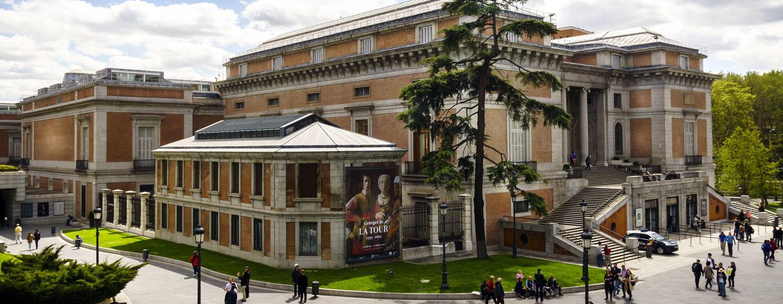 מוזיאון הפראדו במדריד, ספרד