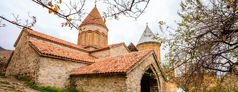טיול לגאורגיה