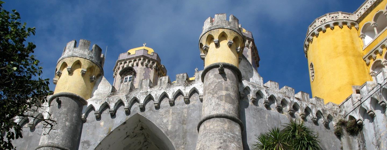 פורטוגל - ארמון פנייה בסינטרה