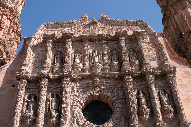 בארוק ספרדי במקסיקו