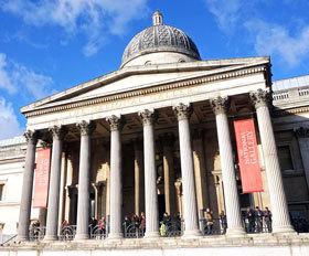 6 ימים של סמינר מטייל - אמנות, היסטוריה, תרבות בבירה הבריטית