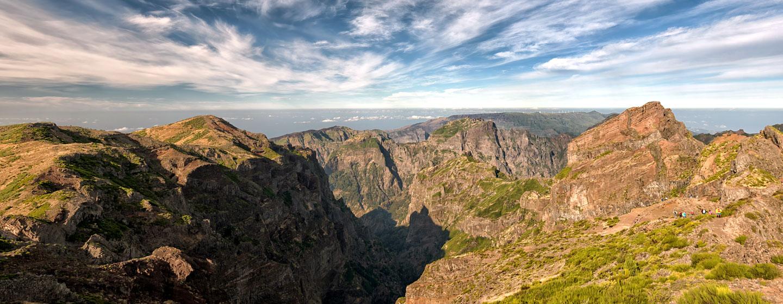 פיקו דה אוריירו, ההר הגבוה באי מדירה