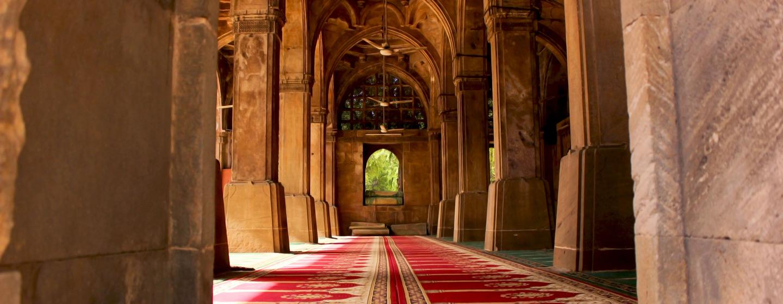 מסגד סידּי סעיד, אחמדאבאד
