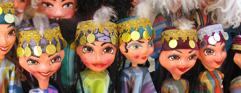 אוזבקיסטן - מלאכות יד