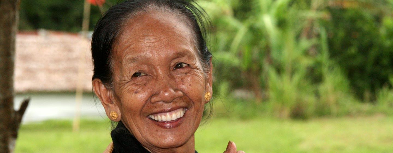 אשה משבט טורג'ה - סולואווסי | אינדונזיה