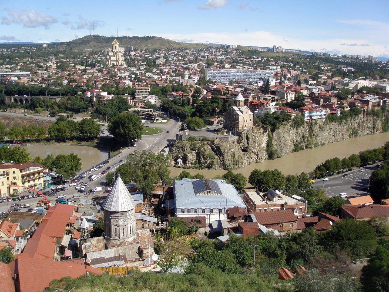 טיול לגיאורגיה וארמניה