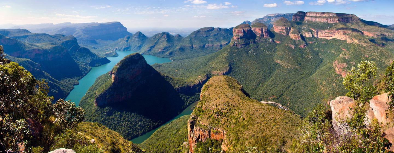 דרך הפנורמה, דרום אפריקה