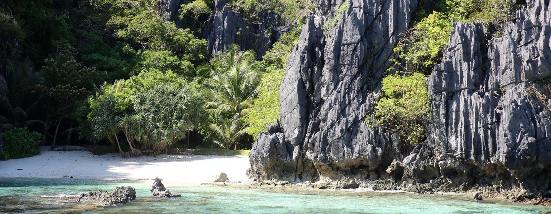 פלאוואן / פיליפינים - איים במפרץ