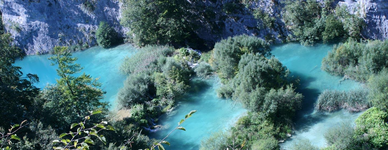 קרואטיה - שמורת פליטביצה