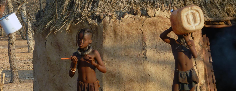 טיול לנמיביה