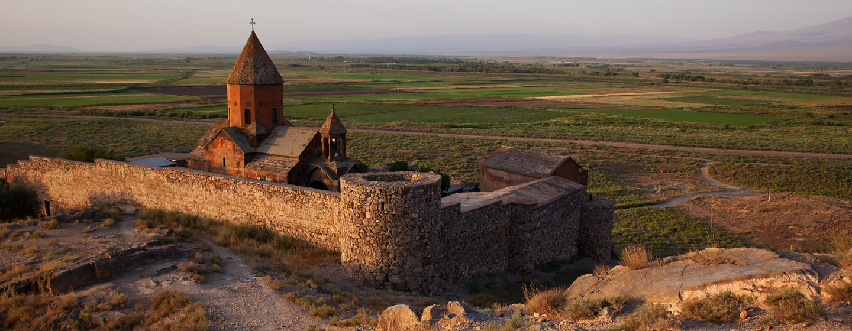 מנזר חור ויראפ, ארמניה