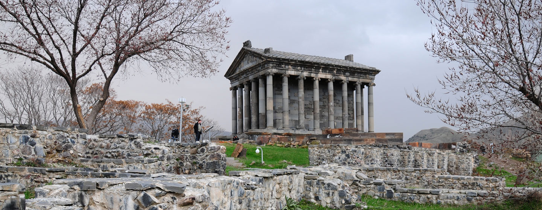 מקדש גארני,ארמניה