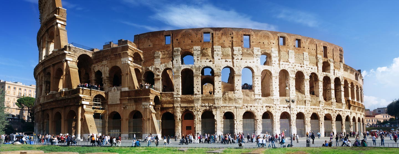 הקולוסיאום ברומא, איטליה